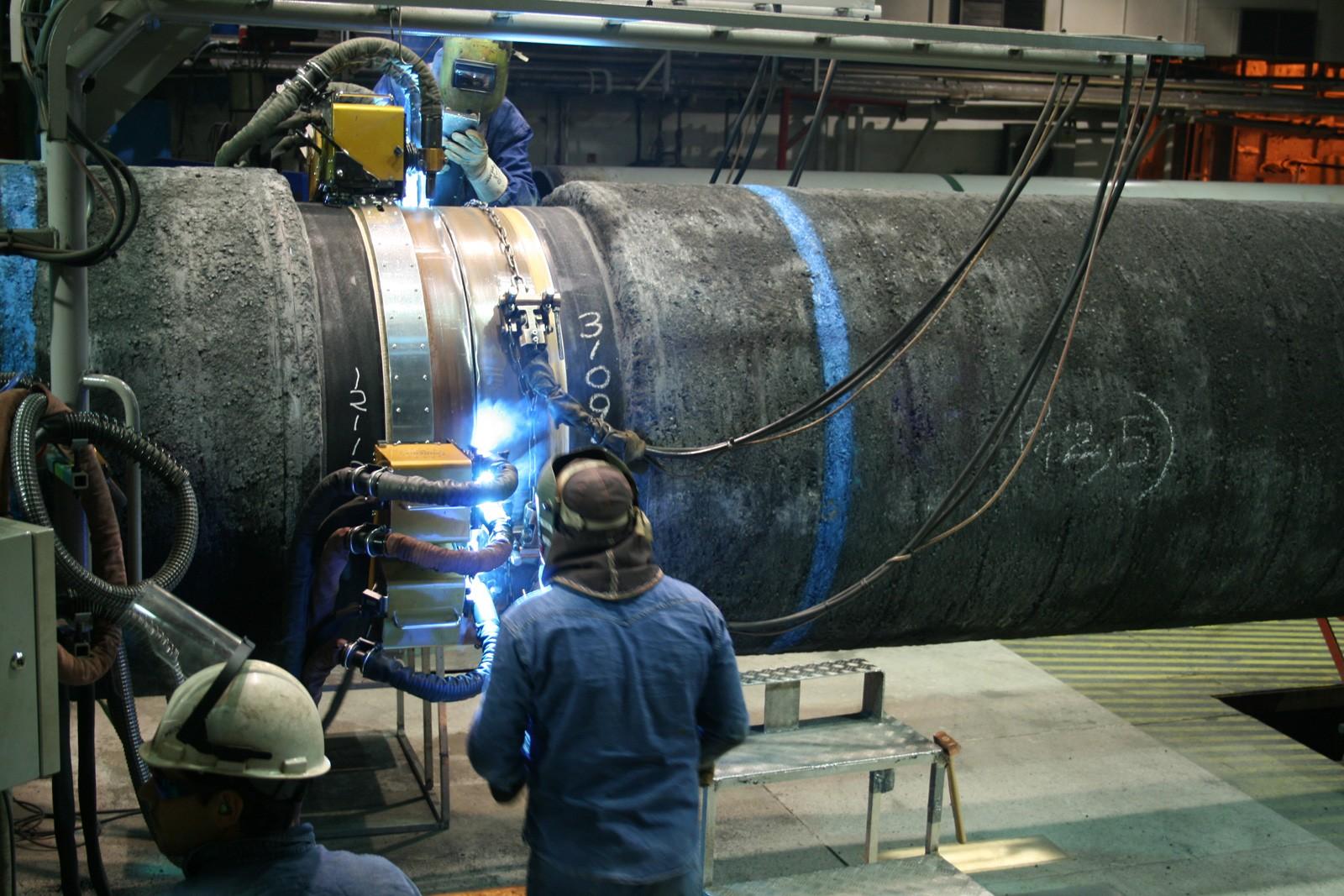 Pipeline installation | Allseas
